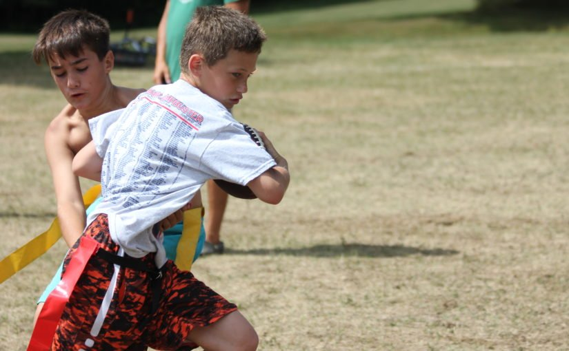 Sign-Up for the Father/Son Turkey Bowl Football Game!