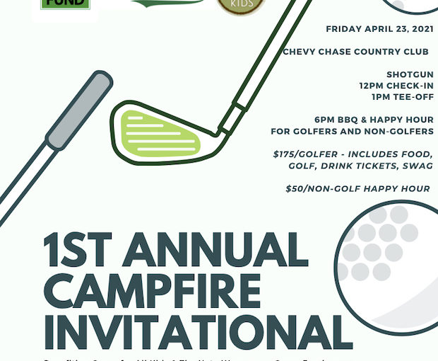 Campfire Invitational Golf Outing Image